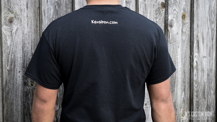 """Love What You Do"" T-Shirt, Apparel- Ken's Custom Iron Store, www.KensIron.com"