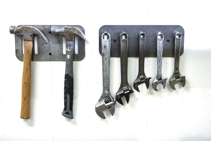 Blacksmithing - Hammer And Tool Organizers