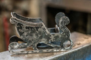 Blacksmithing - Sleigh Project