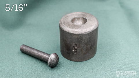Tools - Rivet Bucking Tool
