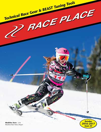 2016-17 Race Place Catalog Cover