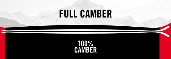 Full Camber SKi Profile