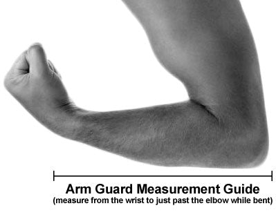 Forearm Guard Fit Guide