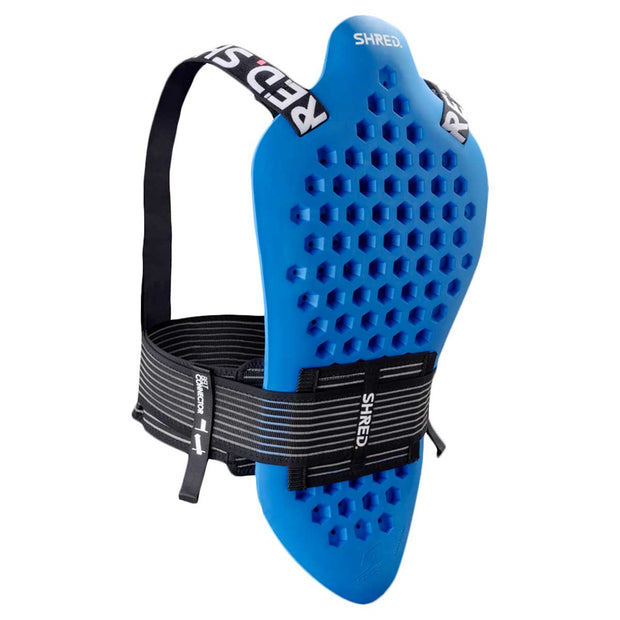 Shred NOSHOCK Naked Back Protector
