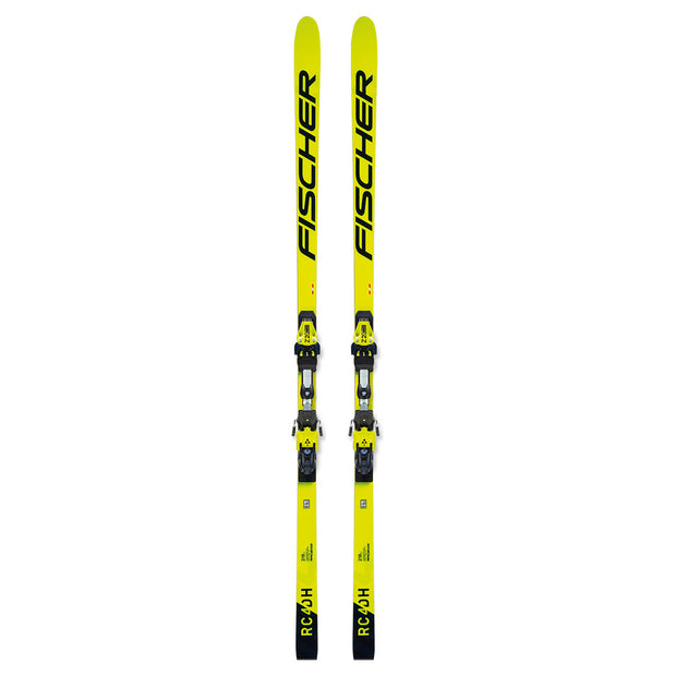 2021 Fischer RC4 World Cup DH & SG Skis