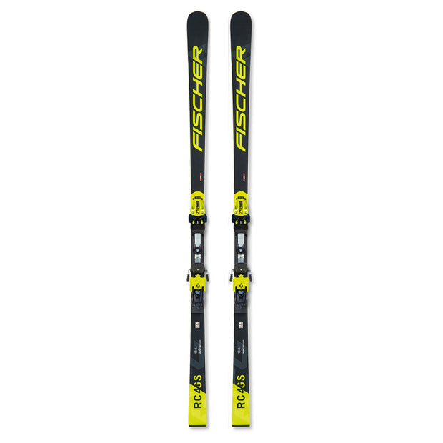 2021 Fischer RC4 WC FIS GS Skis