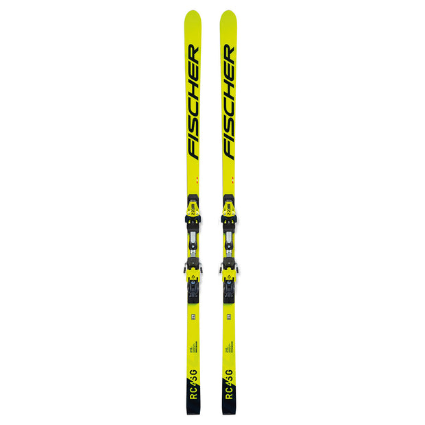 2021 Fischer RC4 WC Junior SG Race Skis