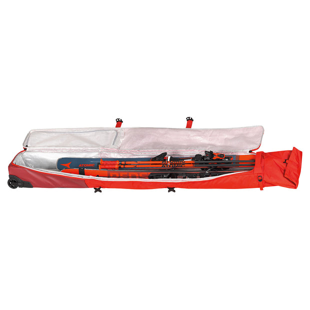 Atomic RS Wheeled Double Ski Bag