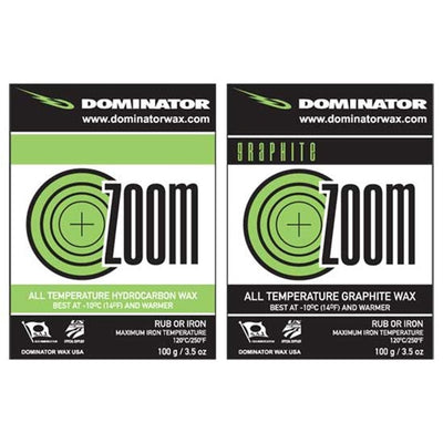Dominator ZOOM Wax
