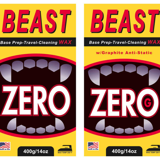 BEAST Zero Base Prep Wax