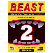 BEAST 2 Race Performance Wax