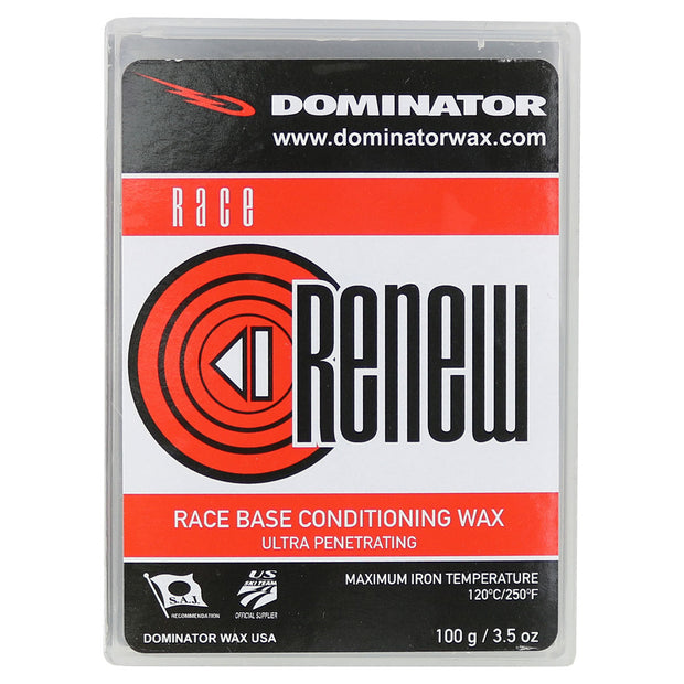 Dominator ReNew Base Prep Wax