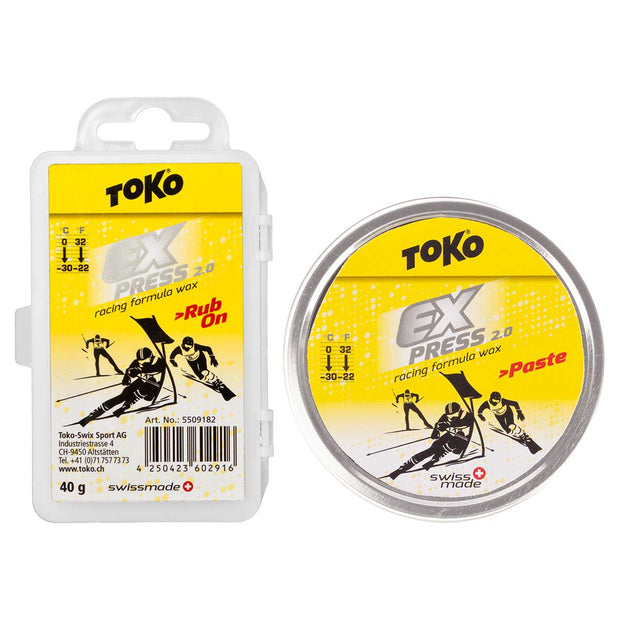 Toko Express Racing Wax