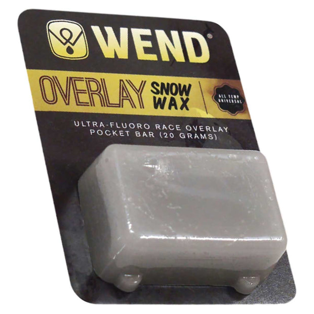 Wend HF Race Hot Start Cube Overlay