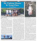MAKE 2021 YOUR BEST YEAR YET! - 3 for 1 Special for $69 - Hawaii Fishing News Subscription PLUS!