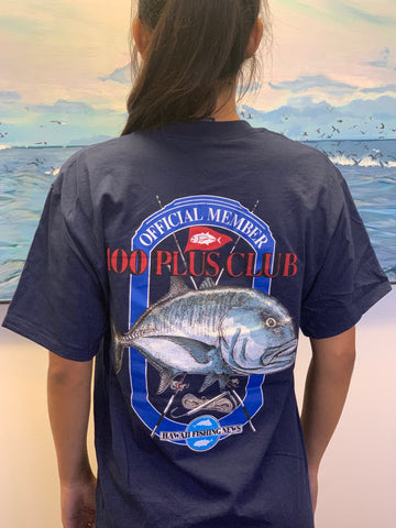 100 Plus Club Member Shirts - RESERVE YOUR SHIRT