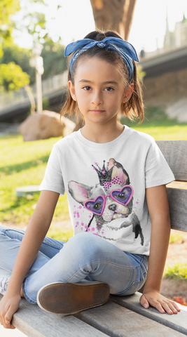 Image of Camiseta Fashion Kid Princesa