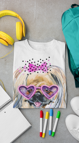 Camiseta Fashion Dog