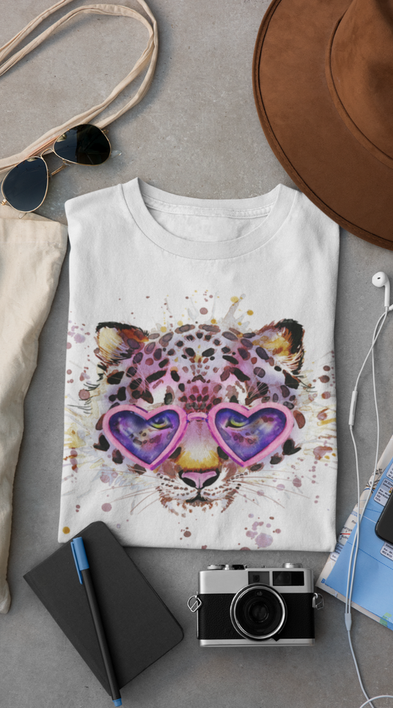 Camiseta Fashion Tigre