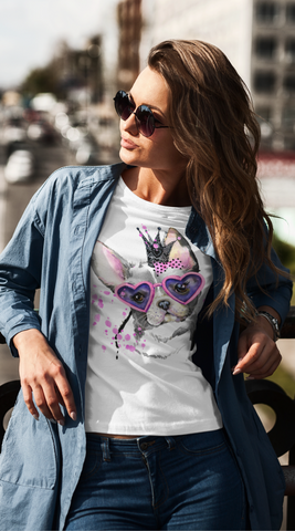 Camiseta Fashion Princesa