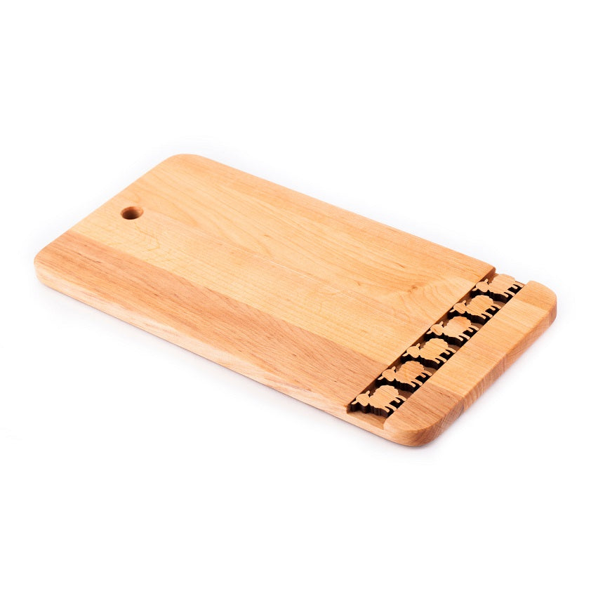 Sheep Alderwood Cutting Board