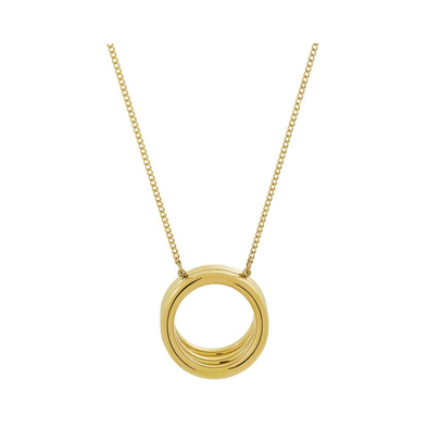 Echo Necklace - Gold