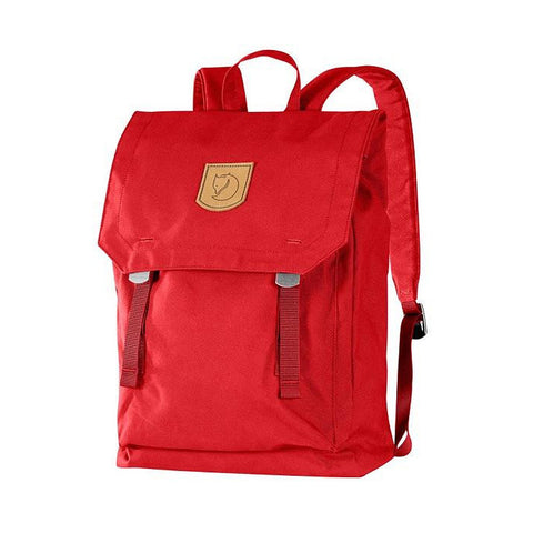 Fjallraven Foldsack No. 1 – Red