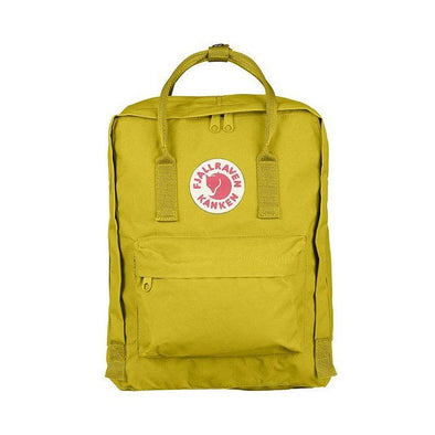 Birch Green - Classic Fjallraven Kanken Backpack