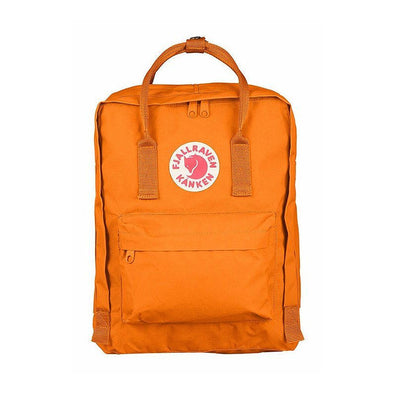 Burnt Orange - Classic Fjallraven Kanken Backpack