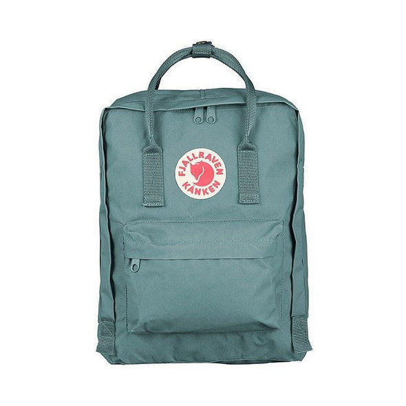 Frost Green - Classic Fjallraven Kanken Backpack