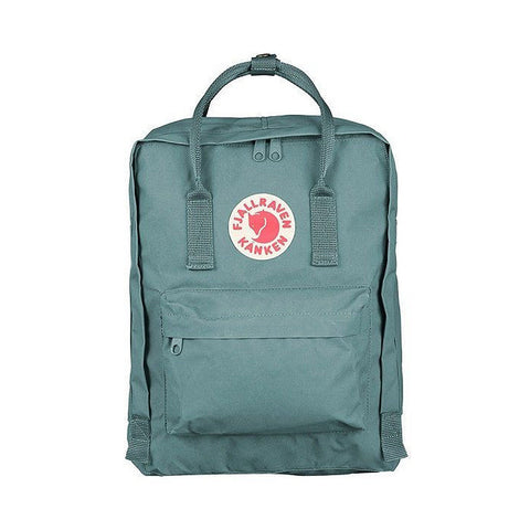 Fjallraven Kanken Classic Backpack – Frost Green