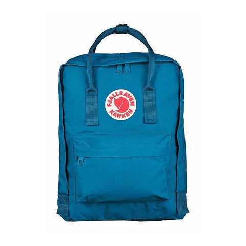 Fjallraven Kanken Classic Backpack – Lake Blue