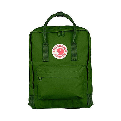 Fjallraven Kanken Classic Backpack – Leaf Green