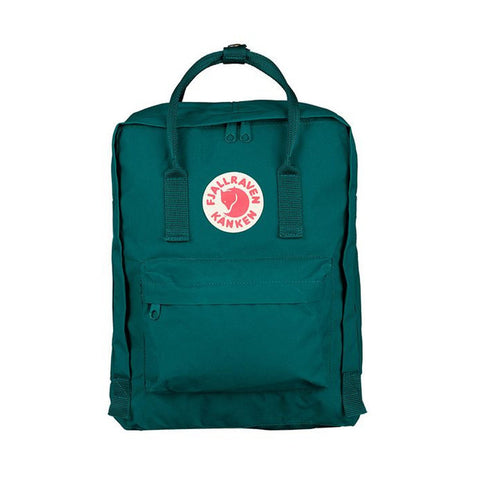 Fjallraven Kanken Classic Backpack – Ocean Green