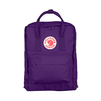 Purple - Classic Fjallraven Kanken Backpack