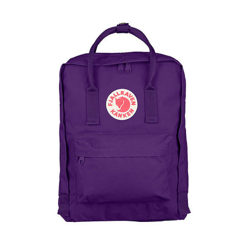 Fjallraven Kanken Classic Backpack – Purple