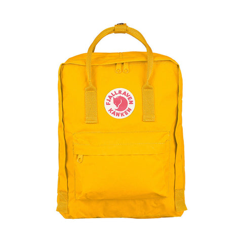 Fjallraven Kanken Classic Backpack – Warm Yellow