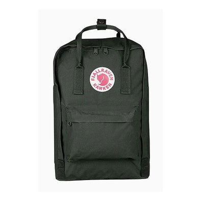 "Forest Green - 15"" Laptop Fjallraven Kanken Backpack"