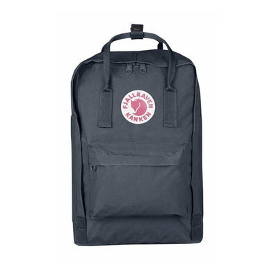 "Graphite - 15"" Laptop Fjallraven Kanken Backpack"