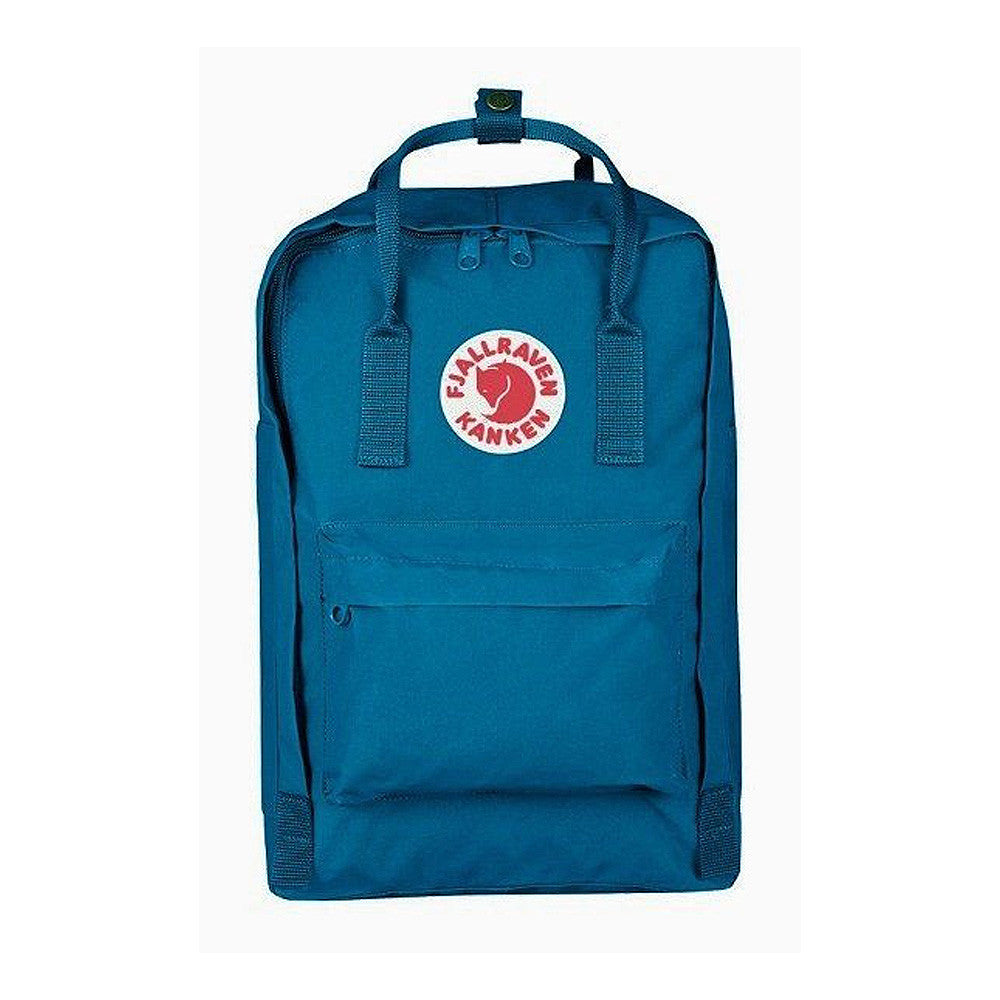 "Fjallraven Kanken Laptop Backpack 15"" – Lake Blue"