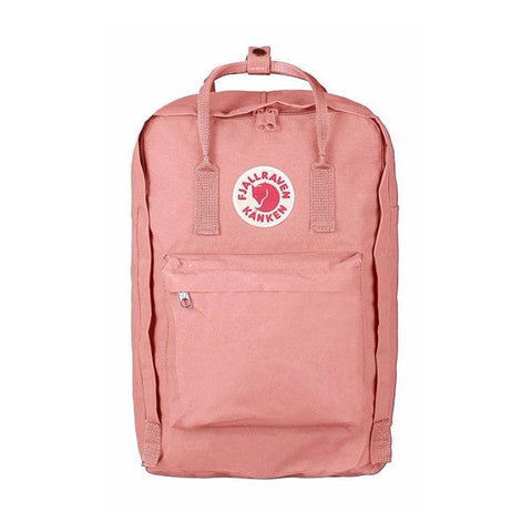 "Fjallraven Kanken Laptop Backpack 17"" – Pink"