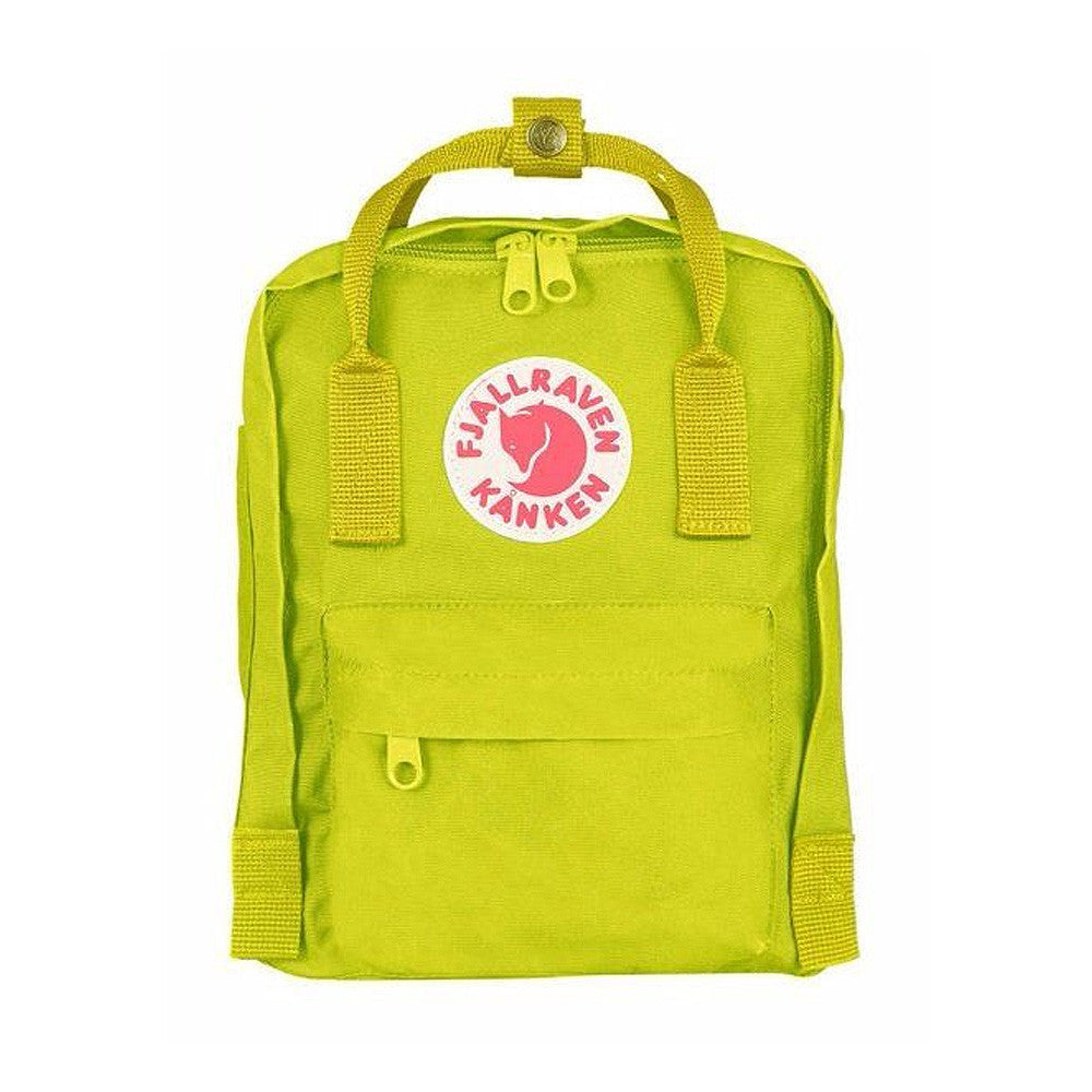 Fjallraven Kanken Mini Backpack – Birch Green