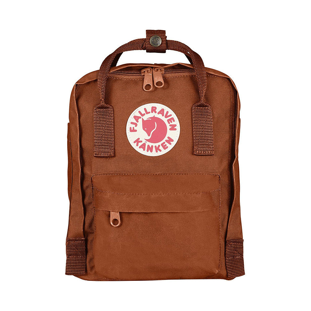 Fjallraven Kanken Mini Backpack – Brick