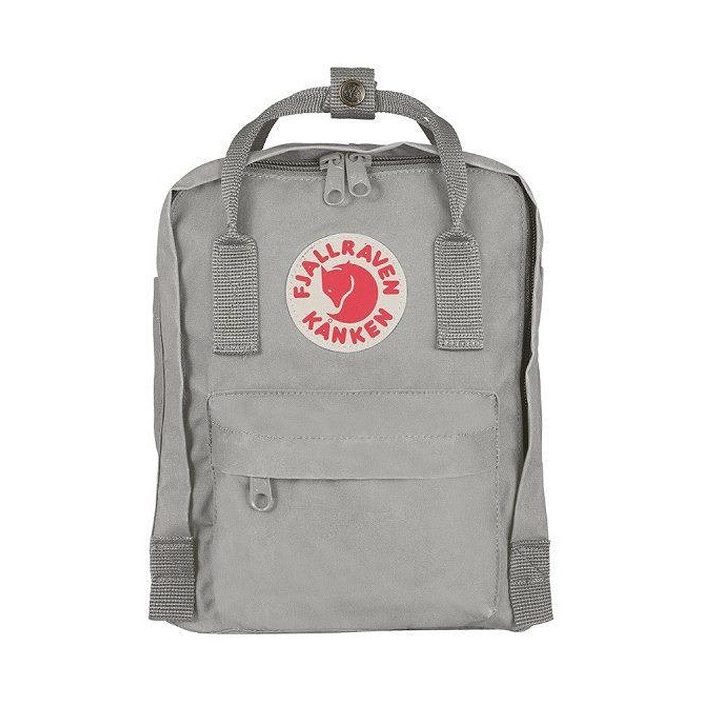 Fjallraven Kanken Mini Backpack – Fog