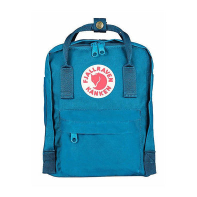 Lake Blue - Mini Fjallraven Kanken Backpack