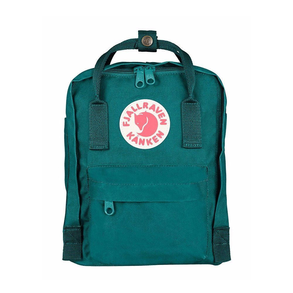 Ocean Green - Fjallraven Kanken Mini Backpack