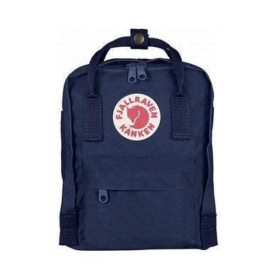 Royal Blue - Mini Fjallraven Kanken Backpack
