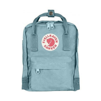 Sky Blue - Mini Fjallraven Kanken Backpack