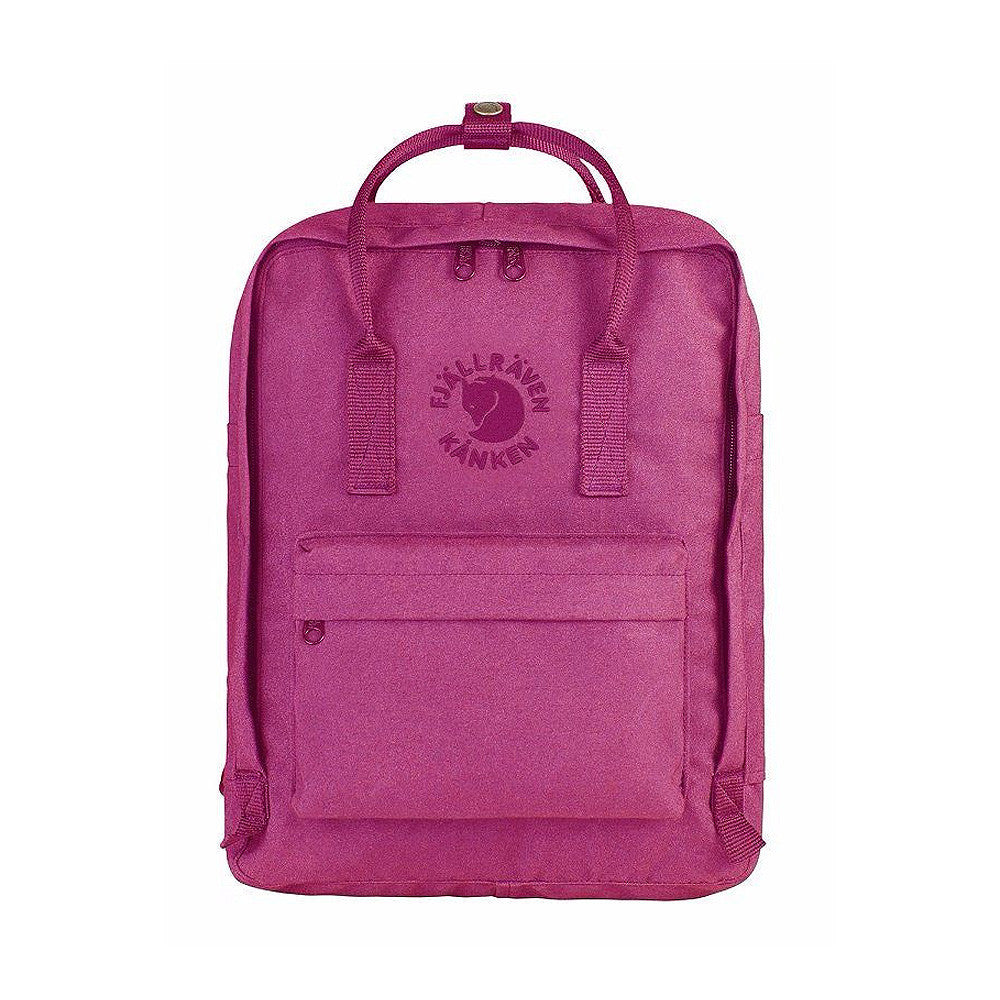 Fjallraven RE-Kanken Recycled Classic Backpack – Pink Rose