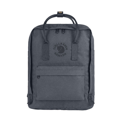 Slate -  RE-Kanken Classic Fjallraven Recycled Backpack